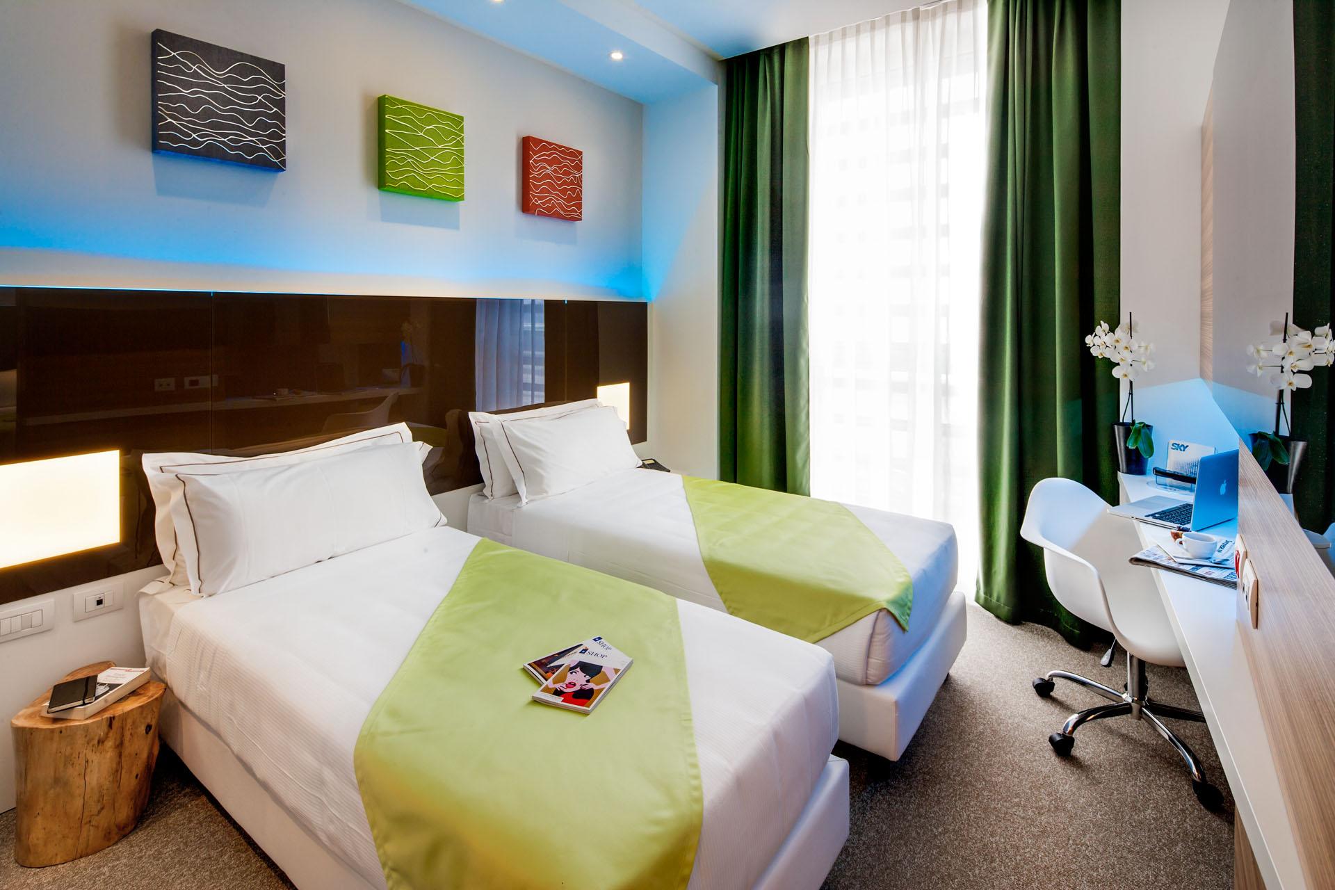 Hotel arcimboldi - Hotel con camere a tema milano ...